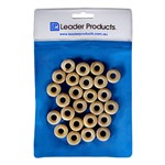Rings JUMBO Leader Products 25pk