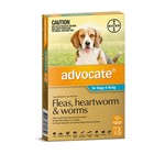 Advocate For Dogs 4-10 kg PKT3