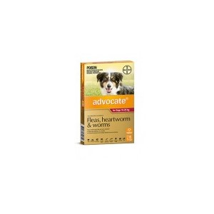 Advocate For Dogs 10-25kg PKT 6