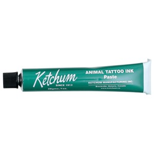 Tattoo Ink Ketchum Green 28gm
