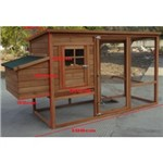 Chicken Coop Timber Small