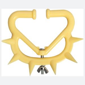 Calf Weaner Screw Clamp Medium (Yellow)