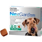 NexGard Chewables for Dogs 4.1 - 10kg 6pk