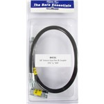 "Bare essentials 18"" flexible grease gun tube and coupler Bare Co"
