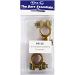 Bare essentials emergency battery terminals x2 Bare Co