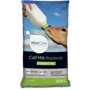 Maxcare Essential Calf Milk Replacer 20 Kg Multi - Species