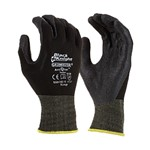 Glove Black Knight Gripmaster Medium Techware