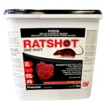 iO Ratshot One Shot Pellets 5kg