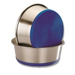 Dog Bowl Stainless Steel - Non Skid 1.2LT