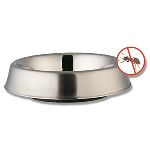 Dog Bowl Stainless Steel - Anti Ant 1.8LT