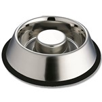 Dog Bowl Stainless Steel - Slow Feeder 1.2KG