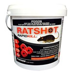 iO Ratshot Rapid Kill Block 400g RED