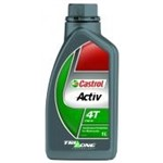 Castrol Activ 4T Engine Oil 15W - 50 4L