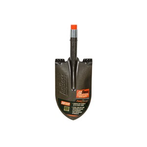 AgBoss Plumbers Shovel Fibreglass Long Handle