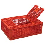 Poultry Coop/Crate Crown Folding