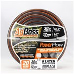 AgBoss Premium Hose 12mm x 18m (Fitted)