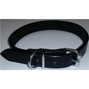 Leather Collar LG13 40cm All Colours