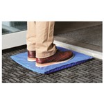 Disinfection Mini Mat 45 x 45cm Blue
