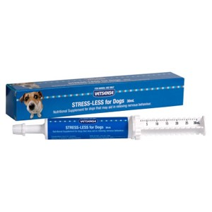 Stress Less Dog Calming Paste 30g
