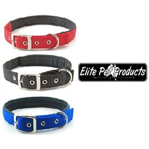 Nylon Padded Collar 40cm All Colours