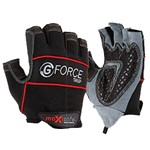 Glove G Force Grip Fingerless Small Techware