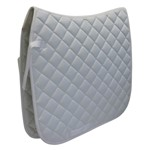 Showmaster Dressage Saddle Pad White
