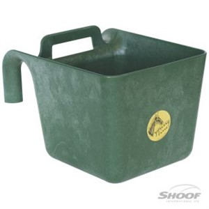 Feed Bucket Rail Hanging 11 Litre Shoof
