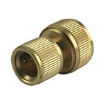 "AgBoss Brass Hose Connector 18mm (3/4"")"