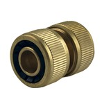 "AgBoss Brass Hose Mender 12mm (1/2"")"