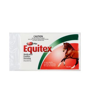 Valueplus Equitex Medicated Dressing 44g