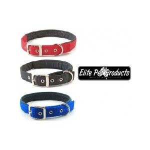 Nylon Padded Collar 60cm All Colours