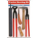 Farriers Shoeing Kit - 6 Pieces
